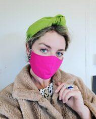 me pink mask